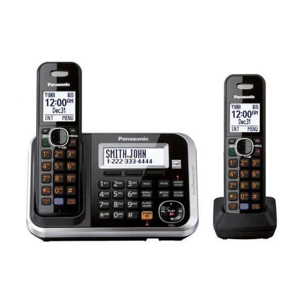 تلفن بیسیم پاناسونیک مدل Panasonic KX-TG6842