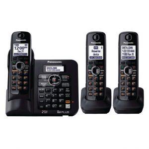 تلفن بیسیم پاناسونیک مدل Panasonic KX-TG6643