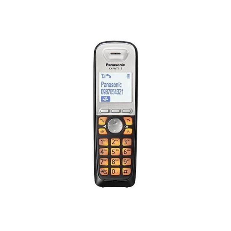 تلفن دکت پاناسونیک مدل KX-WT115