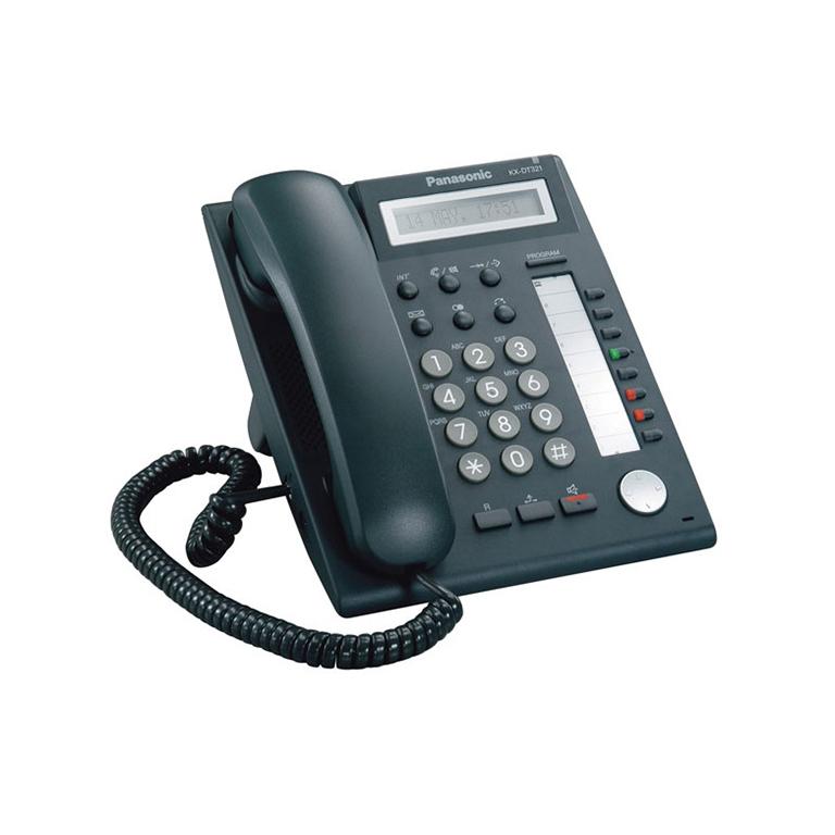 تلفن دیجیتال پاناسونیک مدل KX-DT321