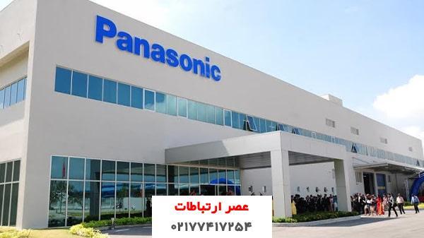 تاریخچه شرکت پاناسونیک