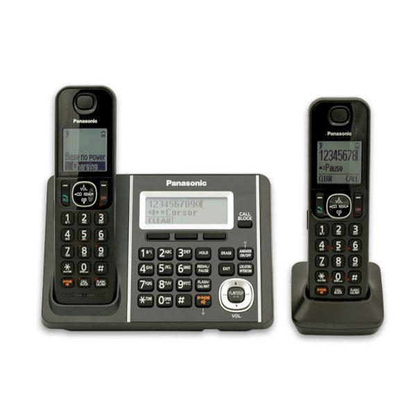 تلفن بی سیم پاناسونیک مدل KX-TG F342