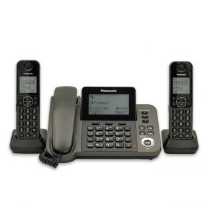 تلفن بی سیم پاناسونیک مدل KX-TGF352