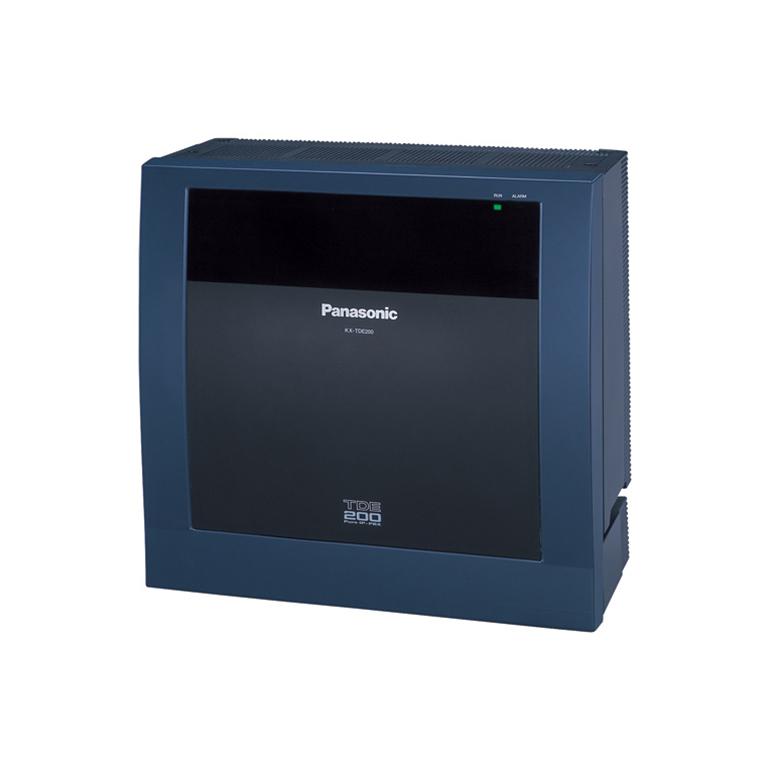 دستگاه سانترال پاناسونیک مدل KX-TDE200