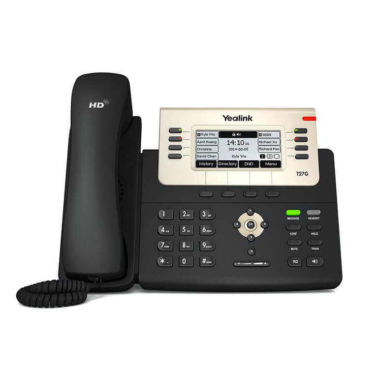 آی پی فون یالینک مدل T27G