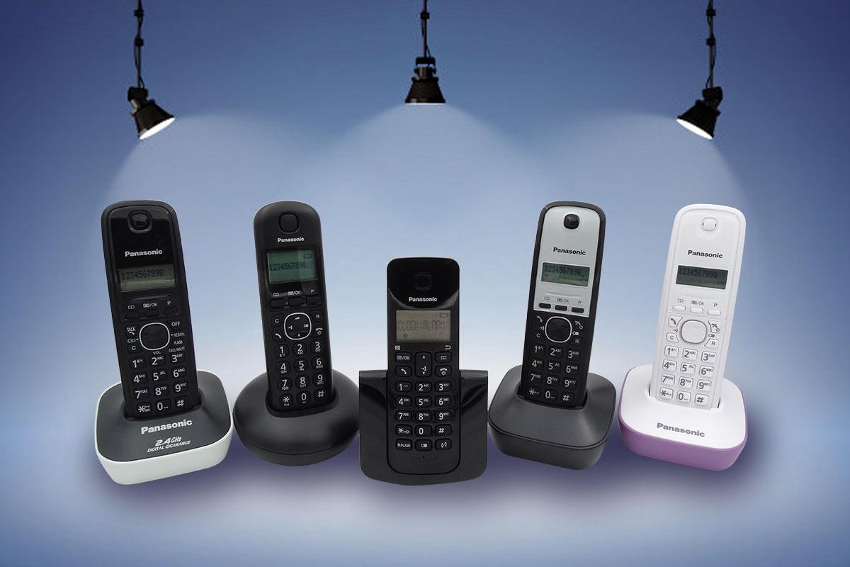 انتخاب بهترین تلفن بی سیم زیر یک میلیون تومان