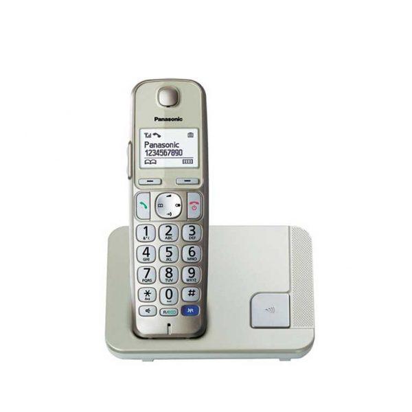 تلفن بی سیم پاناسونیک مدل KX-TGE210