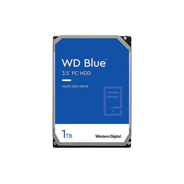 هارد دیسک اینترنال وسترن 1 ترابایت سری آبی