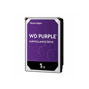 هارد دیسک اینترنال وسترن 1 ترابایت سری بنفش