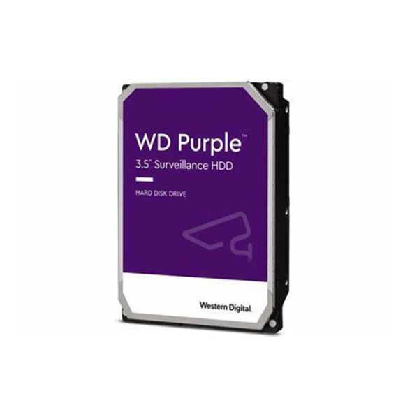 هارد دیسک اینترنال وسترن 2 ترابایت سری بنفش