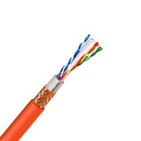 کابل شبکه نگزنس مدل CAT6 SFTP